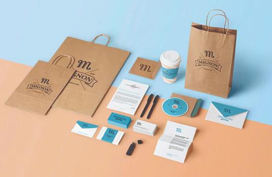 Thiết kế logo và bộ nhận diện thương hiệu