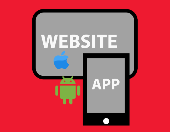 Làm website và app