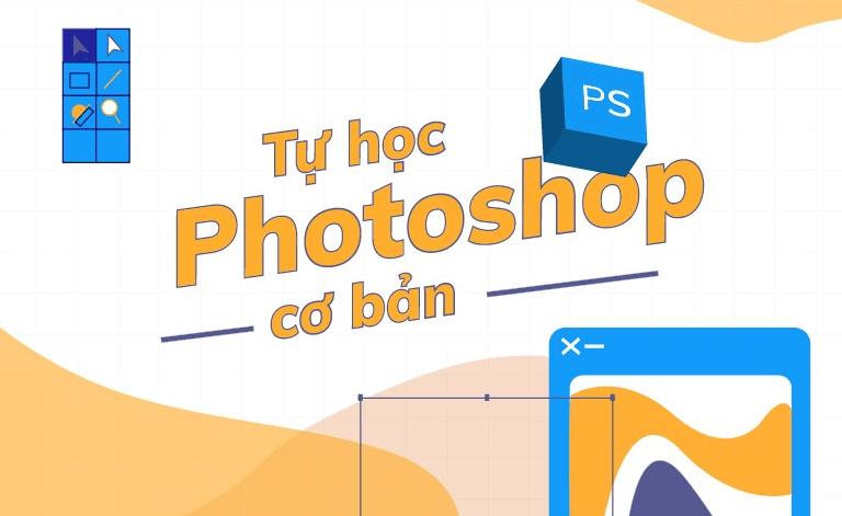Học photoshop