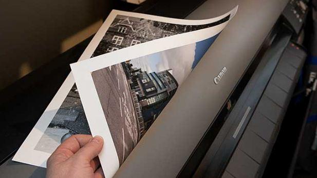 Các loại giấy in ảnh và các chọn