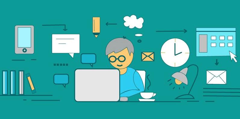 Bắt đầu xây dựng một blog cá nhân cho freelancer.