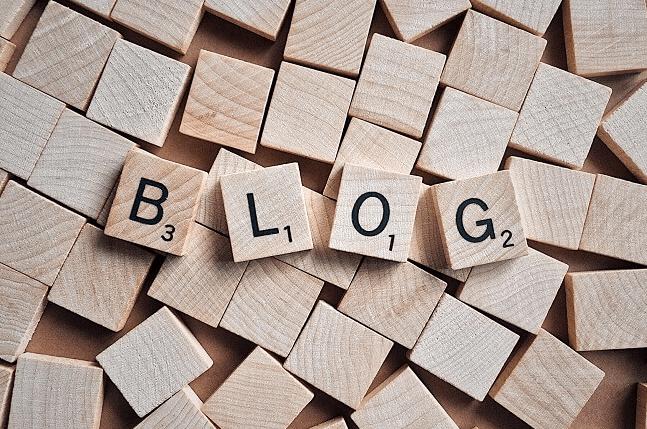 Cấu trúc của blog