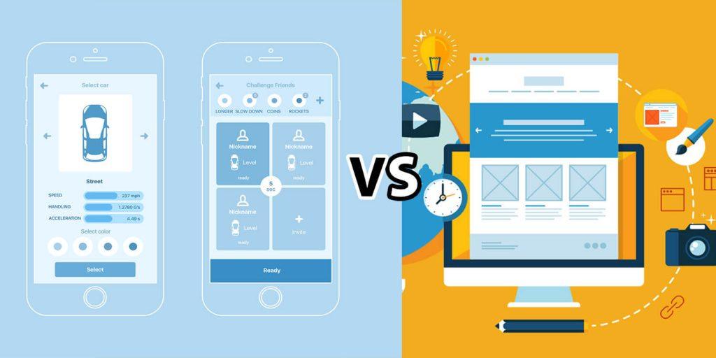 Thiết kế UX Design Mobile khác gì với UX trên PC?