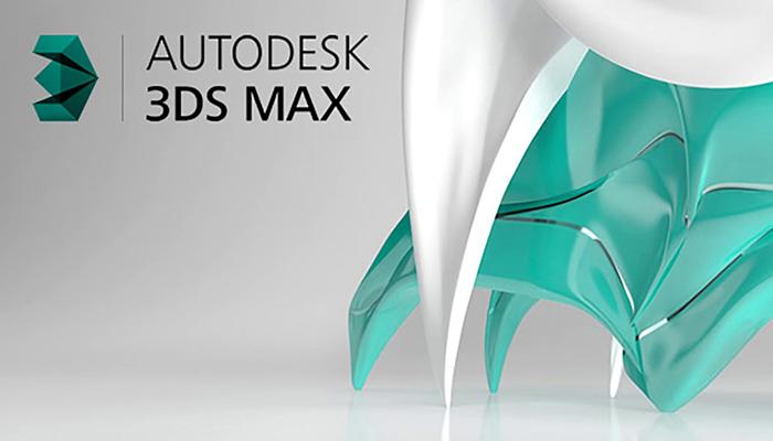 Phần mềm thiết kế đồ họa, mô hình 3D - AutoDesk 3Ds Max